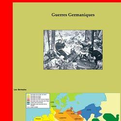 Guerres en Germanie