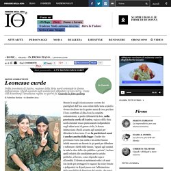 Guerriere Curde: chi sono, perché coombattono