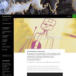 5EME - Le blog du Starter avec Fanny Durand