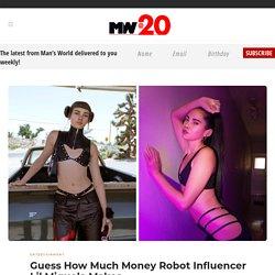 Guess How Much Money Robot Influencer Lil Miquela Makes