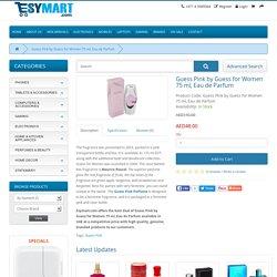 Guess Pink by Guess for Women 75 ml, Eau de Parfum