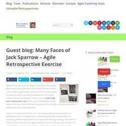 Guest blog: Many Faces of Jack Sparrow - Agile Retrospective