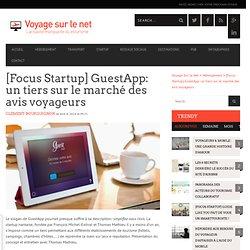 GuestApp: un tiers sur le marché des avis voyageurs - Voyage sur le net