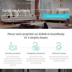 GuestReady — Gestion complète de l'annonce Airbnb pour locations de courte durée