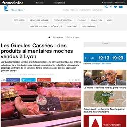 FRANCE 3 RHONE ALPES 23/05/16 Les Gueules Cassées : des produits alimentaires moches vendus à Lyon