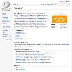 Mac Guff