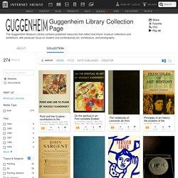 Guggenheim Library