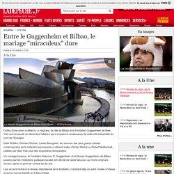 """Entre le Guggenheim et Bilbao, le mariage """"miraculeux"""" dure - 21/12/2014 - ladepeche.fr"""