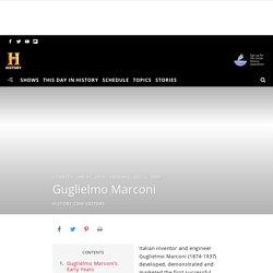 Guglielmo Marconi - HISTORY