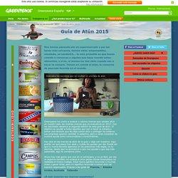 Guía de atún 2015