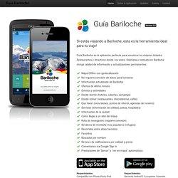 GUIA BARILOCHE - LA GUIA MOVIL OFICIAL DE BARILOCHE