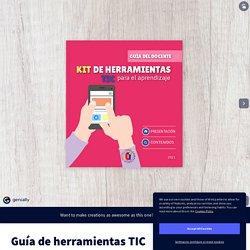 Guía de herramientas TIC