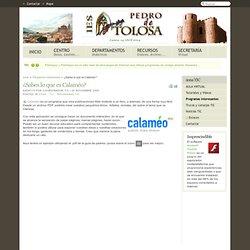 IES Pedro de Tolosa - ¿Sabes lo que es Calaméo?