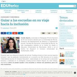 Guiar a las escuelas en su viaje hacia la inclusión