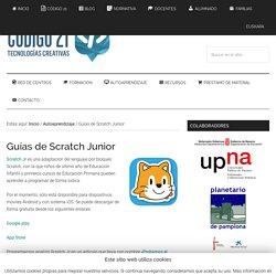 Guías de Scratch Junior