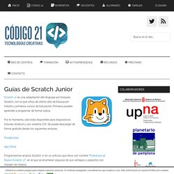 Guías de Scratch Junior