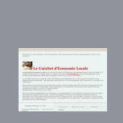 GELM - Guichet d'économie locale : Présentation