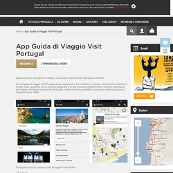 App Guida di Viaggio Visit Portugal