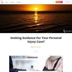 Seeking Guidance For Your Personal Injury Case? - Karin Palmer