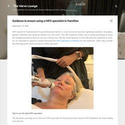 Guidance to ensure using a HIFU specialist in Hamilton