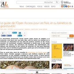 Le guide de l'Open Access pour Les Nuls, et au bénéfice du grand public