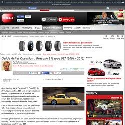 Guide Achat Occasion : Porsche 911 type 997 (2004 - 2013)