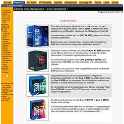 Guide d'achat : le processeur