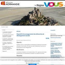 Guide des aides de la Région Basse-Normandie