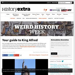 Your guide to King Alfred The Great