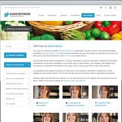 Guide Arthrose – Arthrose et alimentation
