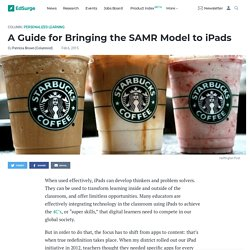 SAMR-Starbucks