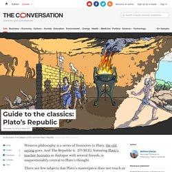 Guide to the classics: Plato's Republic