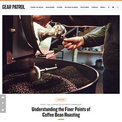 Guide to Coffee Bean Roasts