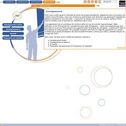 FAQ pour enseigner par les TICE - Enseignement