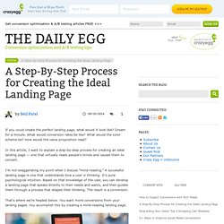 The 7-Step Guide to Create a Mind-Reading Landing Page