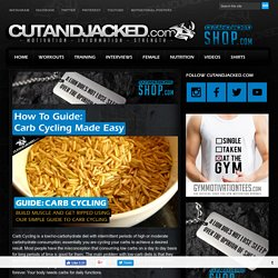 How To Guide: Carb Cycling Made Easy