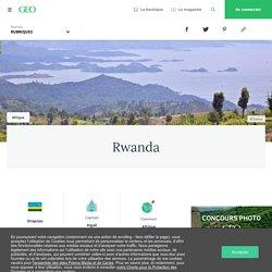 Guide de voyage Rwanda