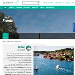 Guide de voyage Suède