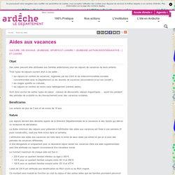 Département de l'Ardèche
