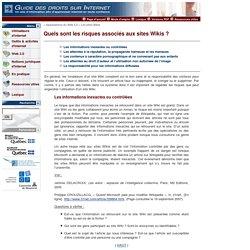 Guide des droits sur Internet
