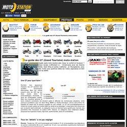 Le guide des GT (Grand Tourisme) moto-station