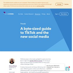 Guide to How Consumers Use TikTok - GWI