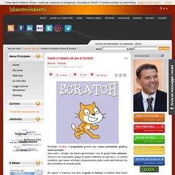 Guide in italiano all'uso di Scratch