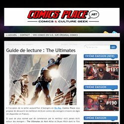 Guide de lecture : The Ultimates