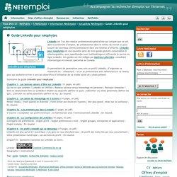 Guide LinkedIn pour néophytes