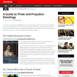 A Guide to 'Pride and Prejudice' Retellings