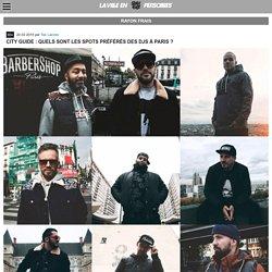 City Guide : Quels sont les spots préférés des DJS à Paris ?