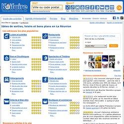 Guide La Réunion : Quoi faire en La Réunion