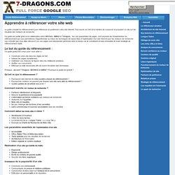 Le guide du référencement du site sur internet