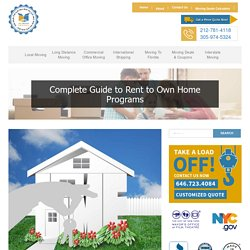 Know About Rent to Own Programs